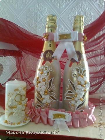 Свадебный набор для хорошей девченки фото 1