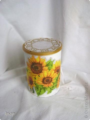 как же я люблю эти солнечные цветы! и они нравятся не только мне,но и маме))) поэтому этот приборчик переселился на дачную кухню родителей фото 4