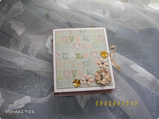 коробочка-книжка, своего применения еще не нашла фото 1