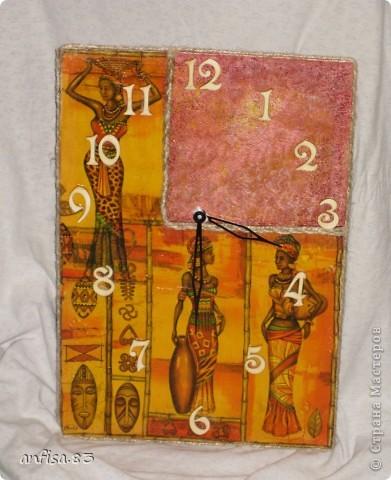 Часы настенные фото 9