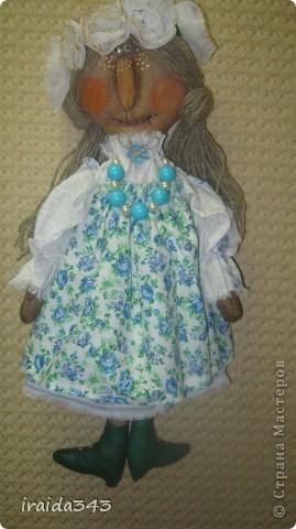 Очень полюбились носатые куклы, появляются как грибы после дождя фото 4
