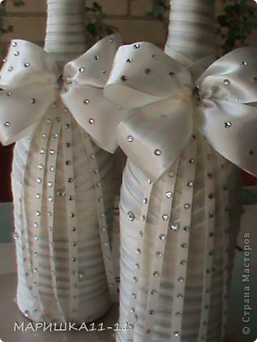 Кремовая свадьба фото 3