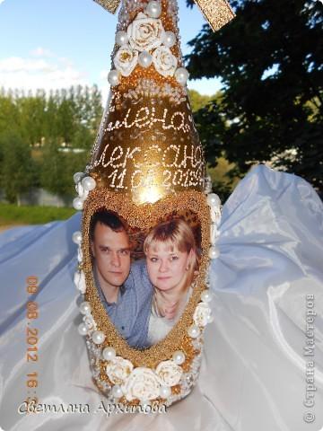 Свадебный декупаж! фото 5