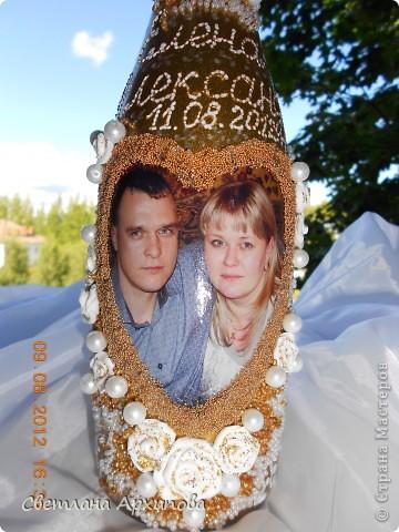 Свадебный декупаж! фото 4