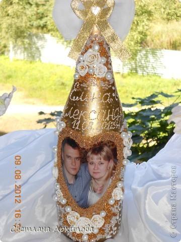 Свадебный декупаж! фото 1
