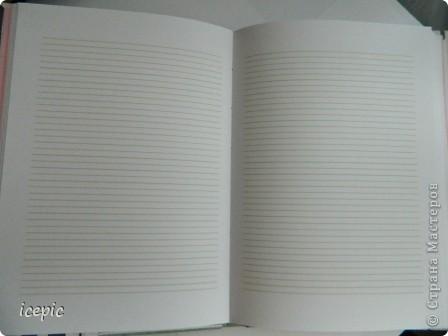 Вот такая книжка получилась для рецептов фото 2