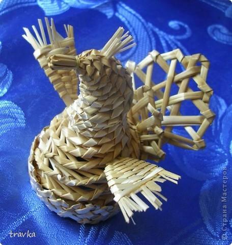 Учусь, учусь плетению.. Спасибо нашим мастерам! фото 6