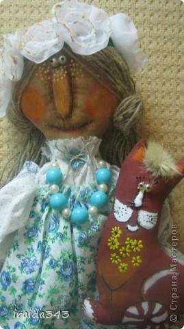 Очень полюбились носатые куклы, появляются как грибы после дождя фото 2