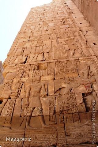 Здравствуйте Жители Страны! Случилось в этом году мне попасть в Египет. Почему случилось???? Потому что не собиралась  ни куда....Надеюсь что не утомлю Вас своим рассказом и фотографиями! И того и другого ОООООООЧЕНЬ МНОГО! фото 12