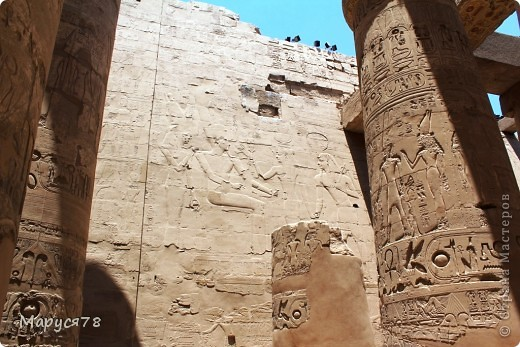 Здравствуйте Жители Страны! Случилось в этом году мне попасть в Египет. Почему случилось???? Потому что не собиралась  ни куда....Надеюсь что не утомлю Вас своим рассказом и фотографиями! И того и другого ОООООООЧЕНЬ МНОГО! фото 22