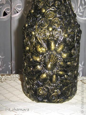 Вот такая у меня получилась вазочка и веточка с цветочками. Вазочка выполнена в технике пейп- арт по науке чудо- мастерицы Татьяны Сорокиной http://stranamasterov.ru/node/308701. фото 6