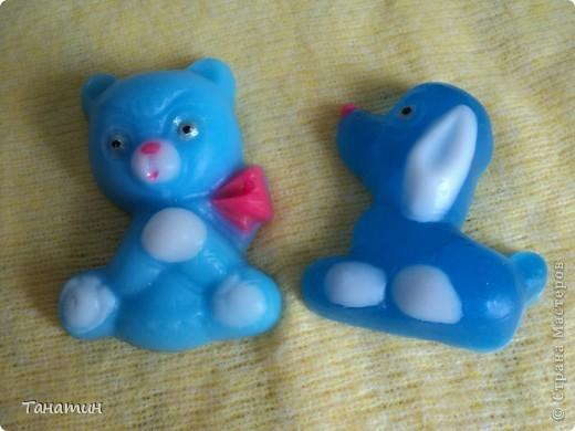 Чистюля мишка. Кто же откажется принять ванну с розовыми лепестками)) фото 3