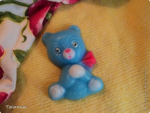 Чистюля мишка. Кто же откажется принять ванну с розовыми лепестками)) фото 4