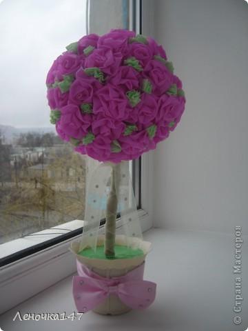 Сделала подарочек мамочке на день рождения)))