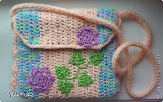 Маленькая сумочка фото 1