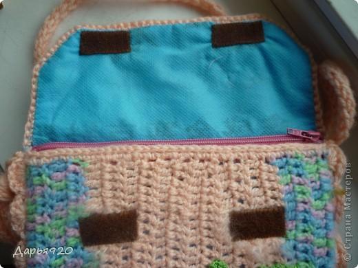 Маленькая сумочка фото 3