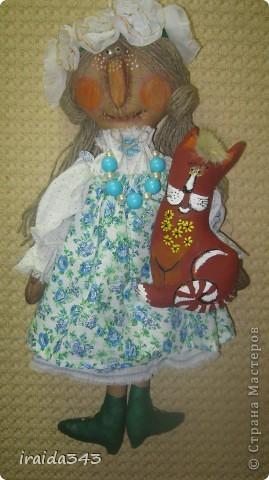 Очень полюбились носатые куклы, появляются как грибы после дождя фото 1