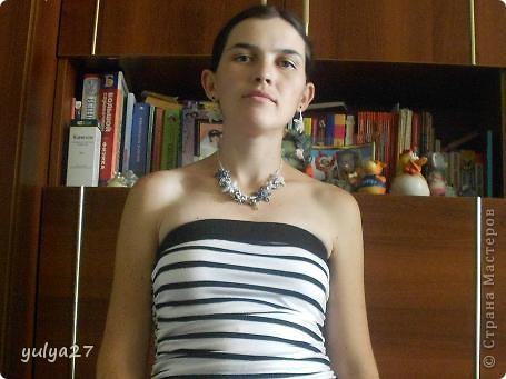 Вот такие вот кулоны плела на подарки))) фото 5
