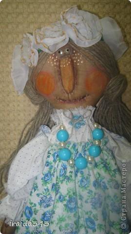 Очень полюбились носатые куклы, появляются как грибы после дождя фото 3