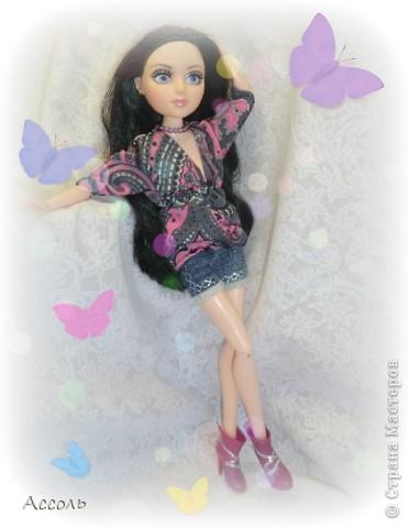 """Привет, Страна! У моей Марго должны быть не только вечерние наряды для свиданий, но и одежда, в которой можно сходить на пикник или прогуляться по берегу реки... Для таких целей идеально подходит стиль """"Кэжуал""""! фото 1"""