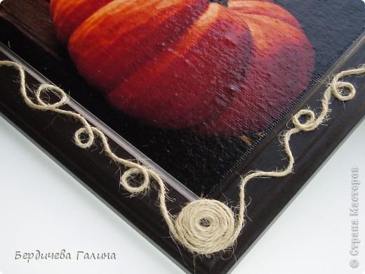 Не смогла пройти мимо такой картины и решила сделать второй натюрморт в технике декупаж на ткани. Первую работу можно посмотреть здесь: http://stranamasterov.ru/node/398881. (там же ссылка на МК Natali2011) фото 2