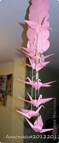 Бумажные журавлики тоже летают!!!! фото 3