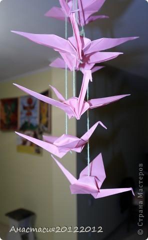 Бумажные журавлики тоже летают!!!! фото 2