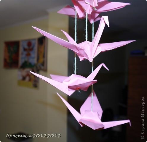 Бумажные журавлики тоже летают!!!! фото 1