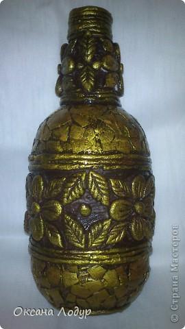 Золотая бутылочка. фото 3