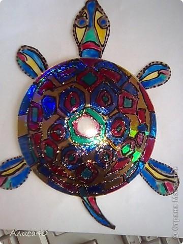 Очень мне нравятся работы Людмилы- Ихтиандры. В частности вот эта http://stranamasterov.ru/node/359553?c=favorite И конечно же мне захотелось и себе черепаху)... фото 2