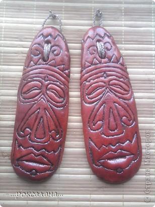 маски африканские.