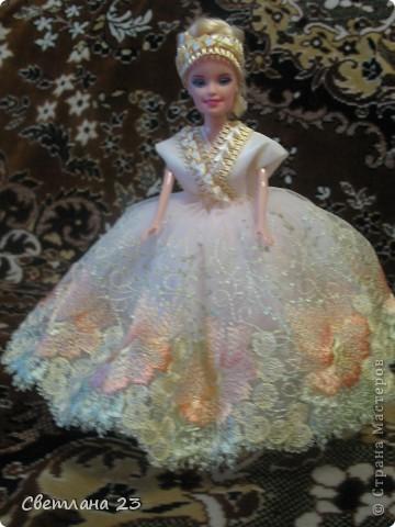 Увидев однажды куклы-шкатулки я была поражена их оригинальностью, долго не могла решиться, да и времени не хватает вечно, но вот однажды попробовала и ..... вот что у меня получилось. фото 7