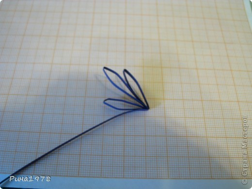 Здесь три листочка разного размера и формы. Экспериментировала... фото 6
