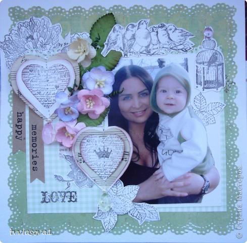страничка с любовью фото 1