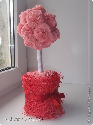 розовое дерево - 2 фото 2