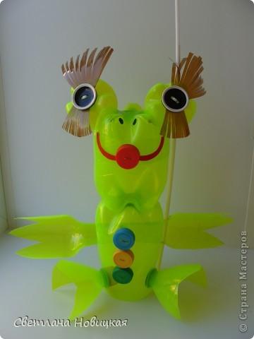 """У нас стартовал проект """"Добрые волшебники"""". В рамках этого проекта организовала конкурс для детей 2-7 лет """"Чудеса для детей их ненужных вещей"""". Это мои игрушки-поделки. фото 1"""