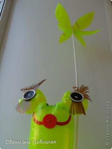 """У нас стартовал проект """"Добрые волшебники"""". В рамках этого проекта организовала конкурс для детей 2-7 лет """"Чудеса для детей их ненужных вещей"""". Это мои игрушки-поделки. фото 11"""