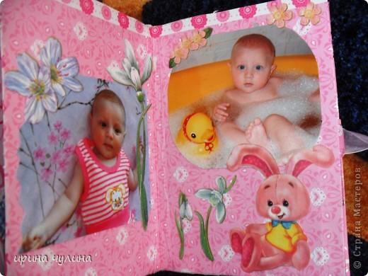 Фотоальбом моей дочки фото 15