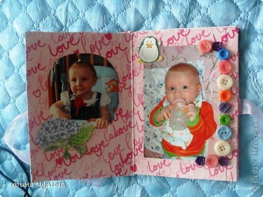 Фотоальбом моей дочки фото 11