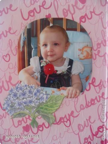 Фотоальбом моей дочки фото 13