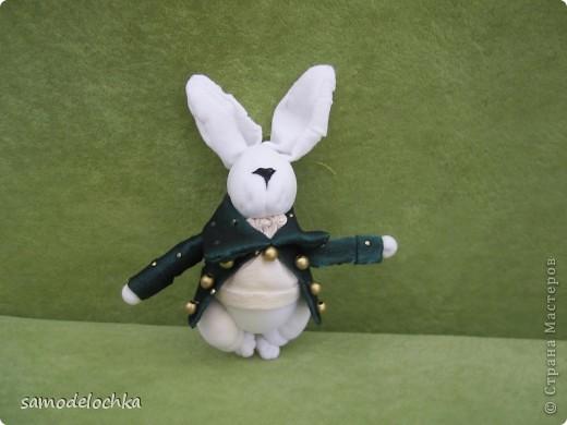 Встречайте бурными овациями: единственный и неповторимый хор талантливых зайцев! фото 3