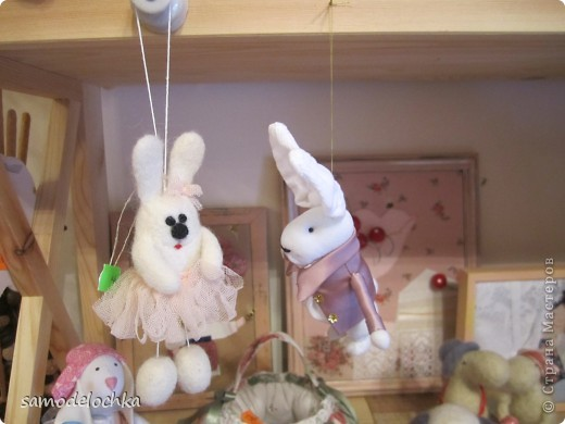 Встречайте бурными овациями: единственный и неповторимый хор талантливых зайцев! фото 5