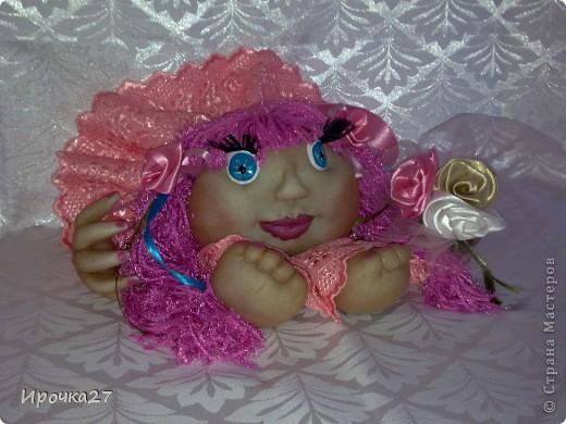 Знакомьтесь  - Лилия, моя новая девочка.  фото 4