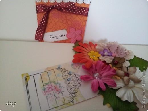 Наваяла открыток =)  (жаль только что фотик цвета искажает... ) фото 6