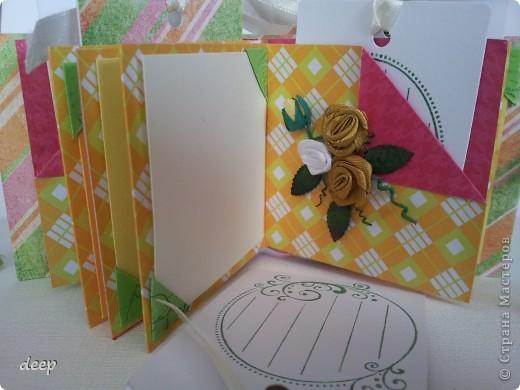 Наваяла открыток =)  (жаль только что фотик цвета искажает... ) фото 10