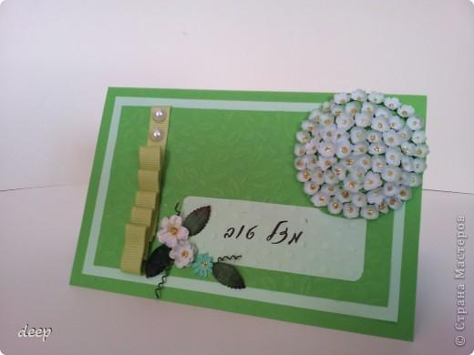 Наваяла открыток =)  (жаль только что фотик цвета искажает... ) фото 2