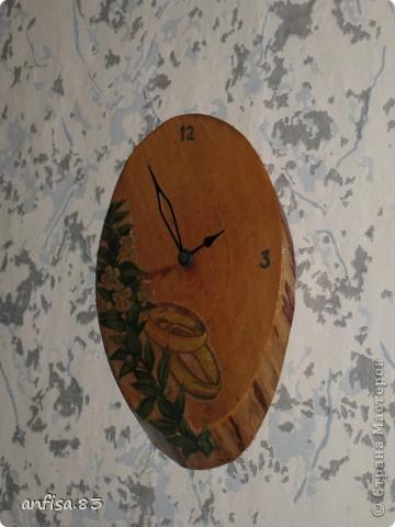 Часы настенные (настольные) фото 5