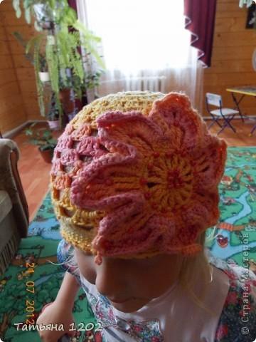 шапочка для красотки!!!  фото 1