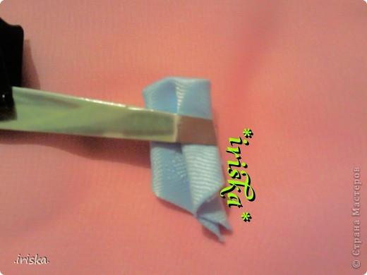 Мастер-класс Поделка изделие Украшение Цумами Канзаши МК лепесток Шиловидный флокс Ленты Ткань фото 8