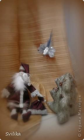 Они такие разные получились))) Голубенький с кофейным оленем пошился для дома) фото 3